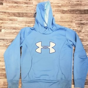 Under Armour Storm ColdGear semi-fitted hoodie